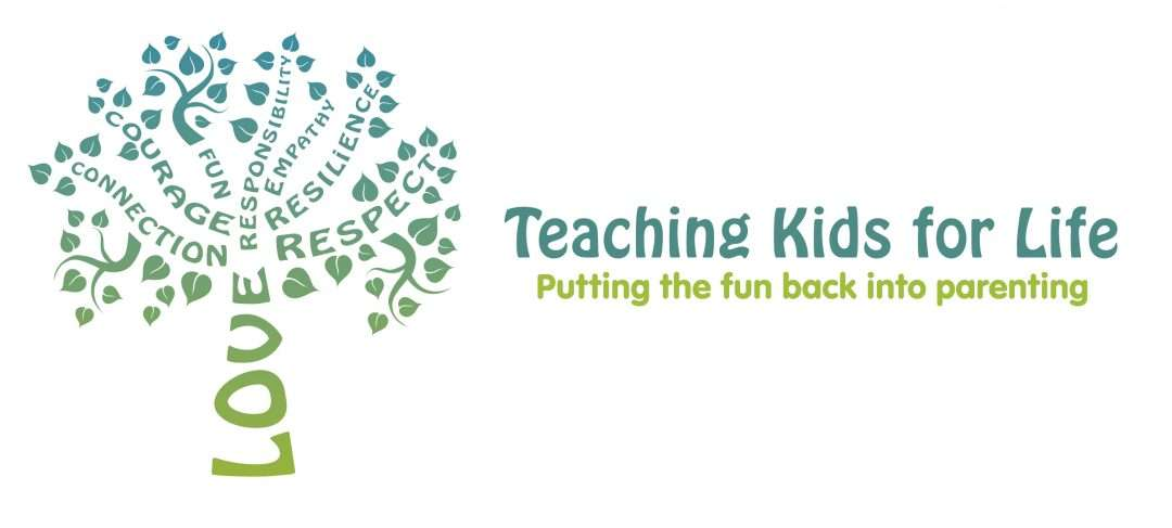 Teaching Kids for Life - Logo designer Sunshine Coast - Typography designer