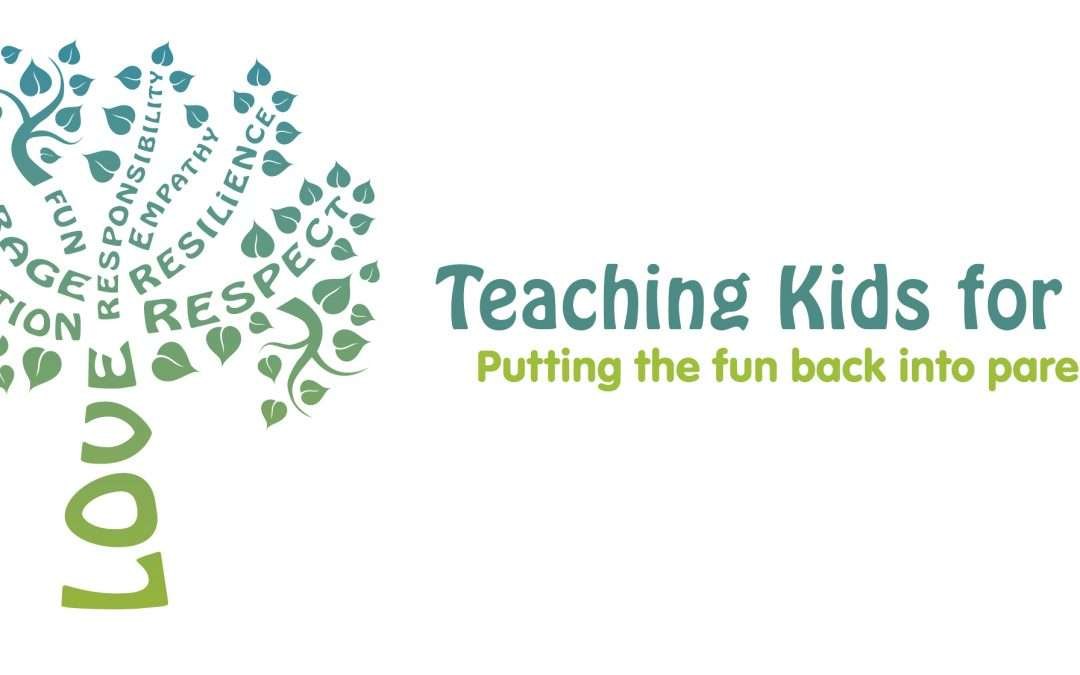 Teaching kids – logo