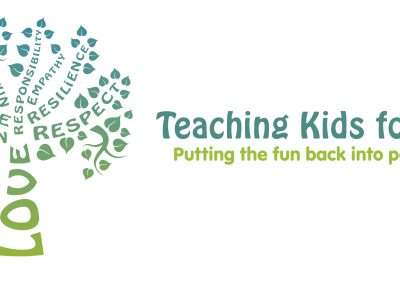Teaching kids – logo