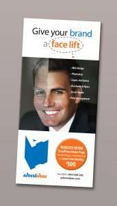 Promotion DL flyer - Sunshine Coast flyers -Marketing and Graphic Design