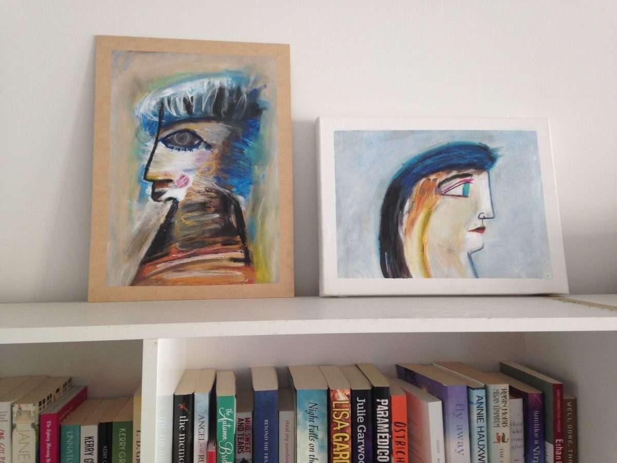 Sunshine Coast Acrylic painter - mixed media