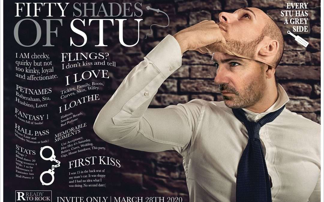 50 Shades of Stu