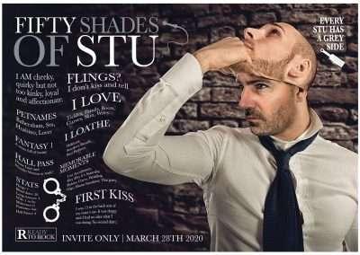 50 Shades of Stu