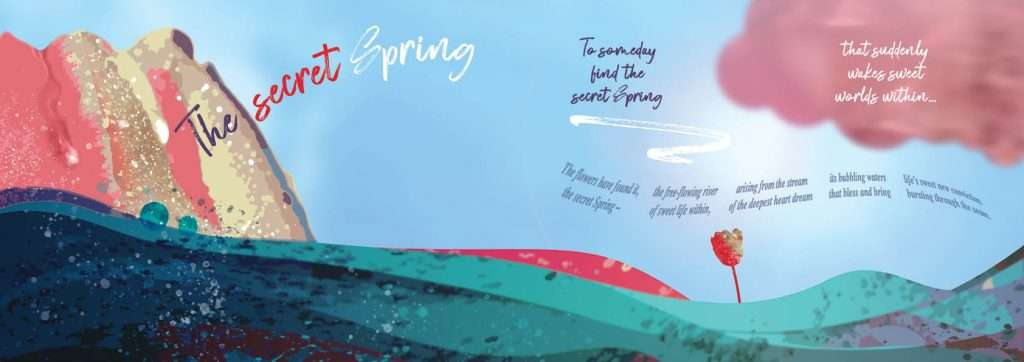 Photoshop Illustrator Australia - From the 'Flower Empath' - written by Mary Lyons macro Photographer Canberra