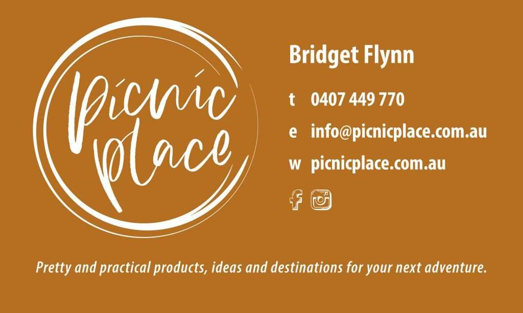Picnic Place - Sunshine Coast - products and secret locations