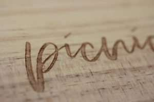 Font selection, glyphs and ligatures